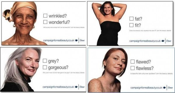 Dove Advert